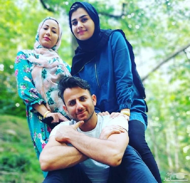 درآمد نجومی علی شکارچی معروف ترین پسر 2زنه ایرانی در اینستاگرام! +عکس