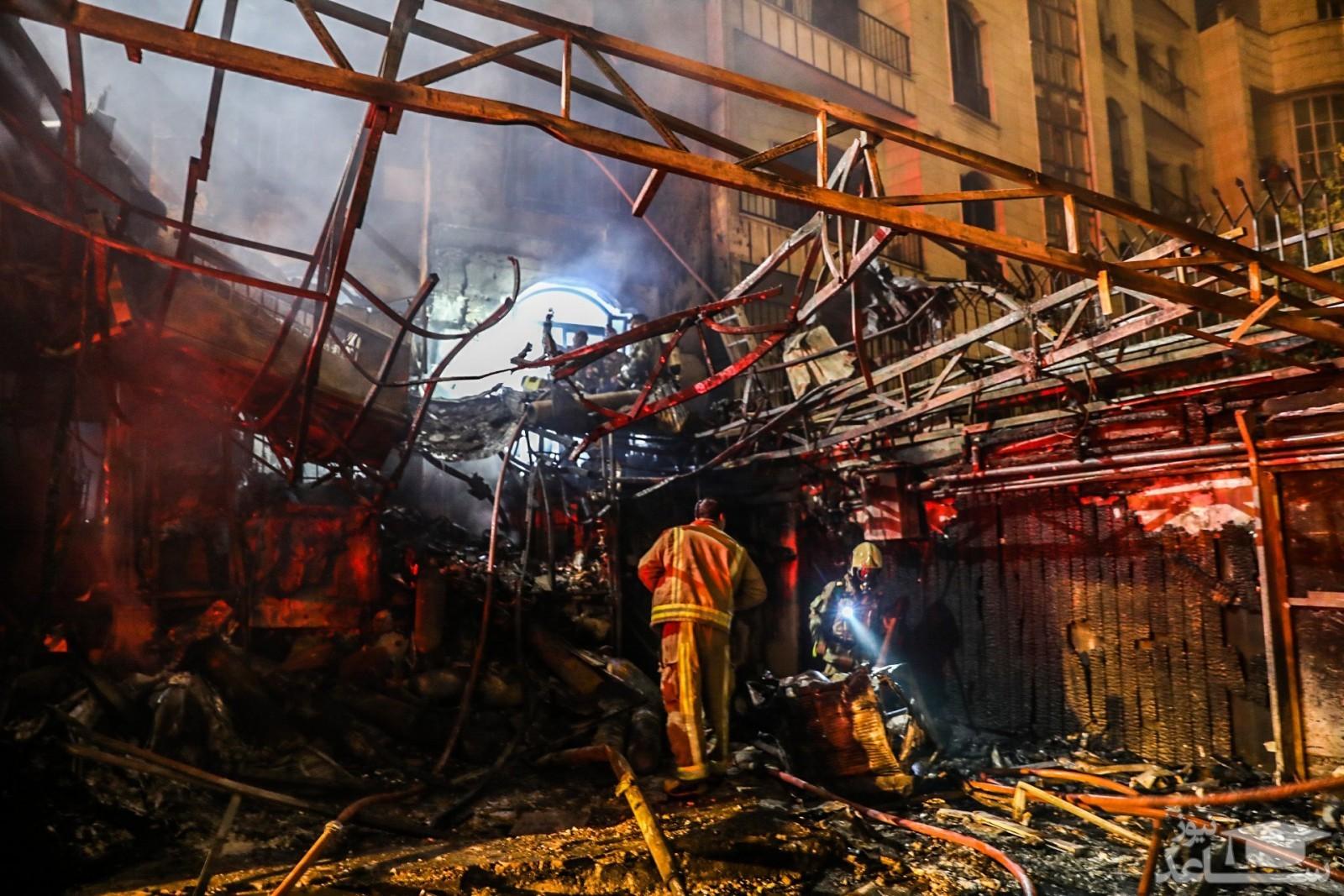 تعداد بازداشتیهای انفجار کلینیک سینا به ۱۲ نفر رسید