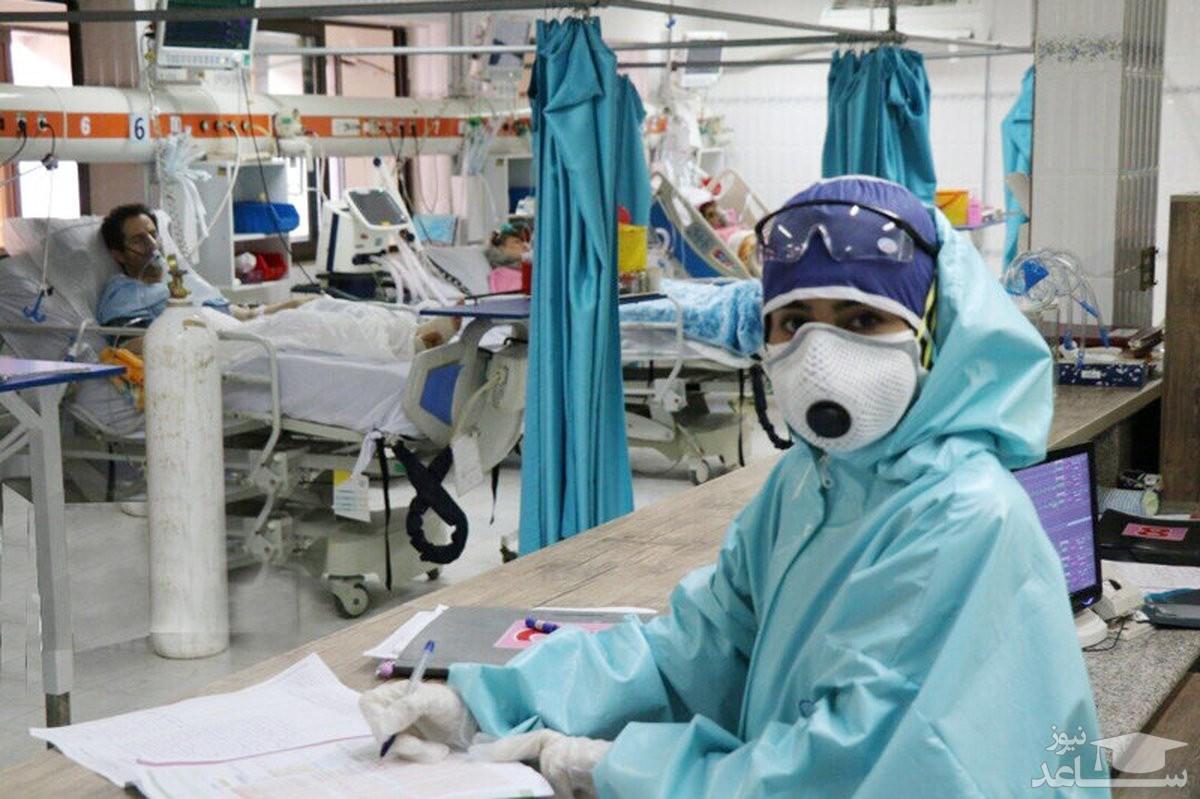 تازهترین آمار از مبتلایان و فوتیهای کرونا در ایران در 8 بهمن