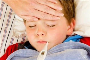تب و تشنج در کودکان به خاطر تزریق واکسن