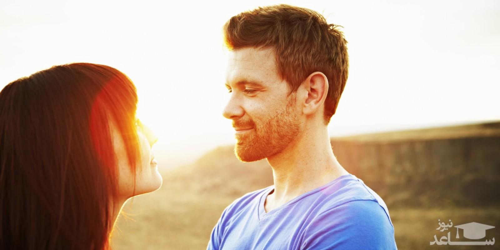 چگونه میتوان فهمید شخصی واقعا عاشق شماست؟