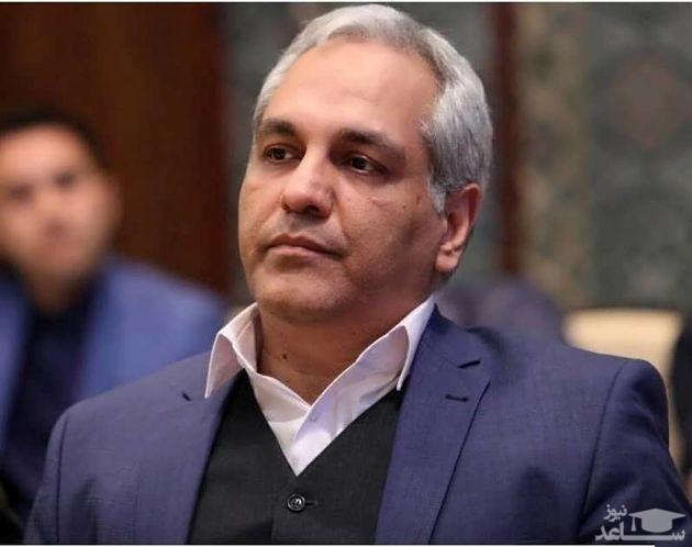 ماشین لاکچری مهران مدیری