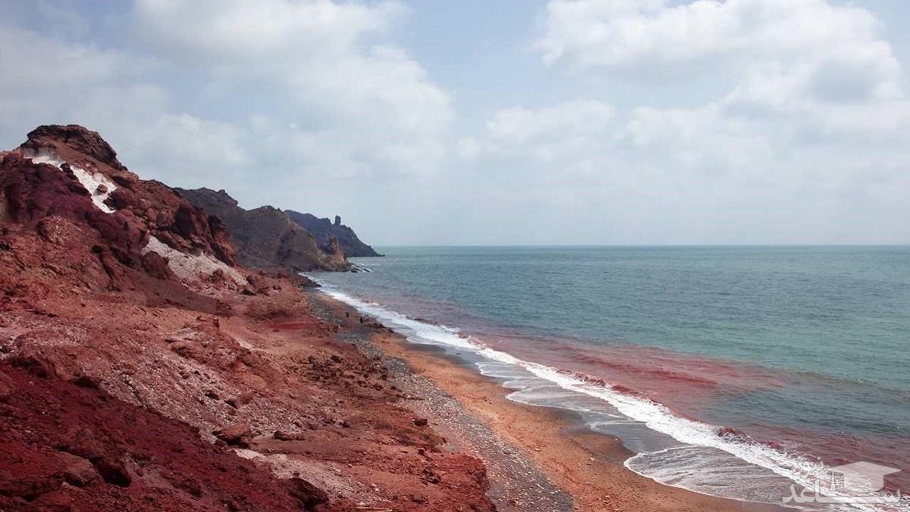 مستند رخساره زمین (قشم،جزیره پدیده ها) نیمه اول مرداد ماه+فیلم