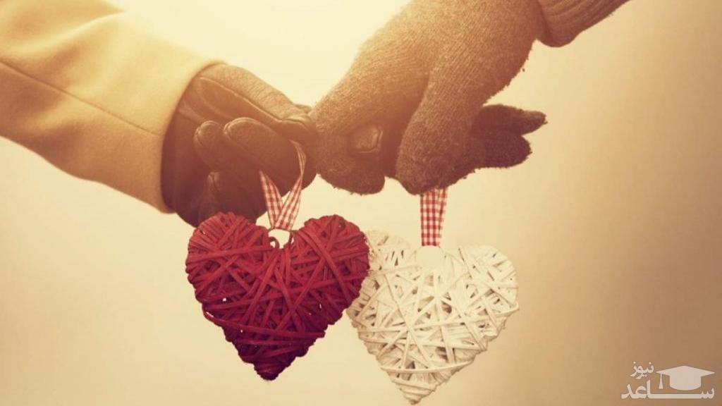 دلایل جالب عاشق شدن از نظر روانشناسان
