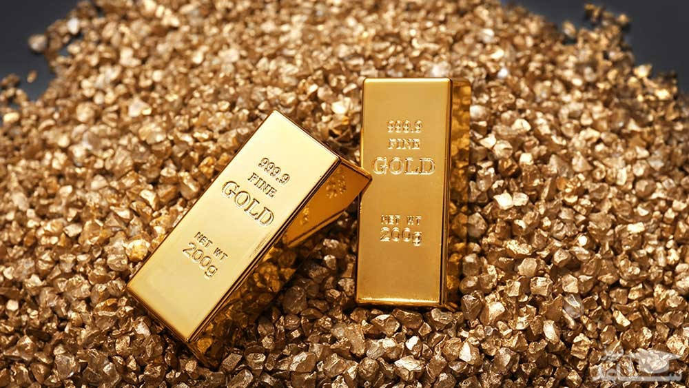 قیمت جهانی طلا امروز سه شنبه ۱۳۹۷/۰۹/۰۶