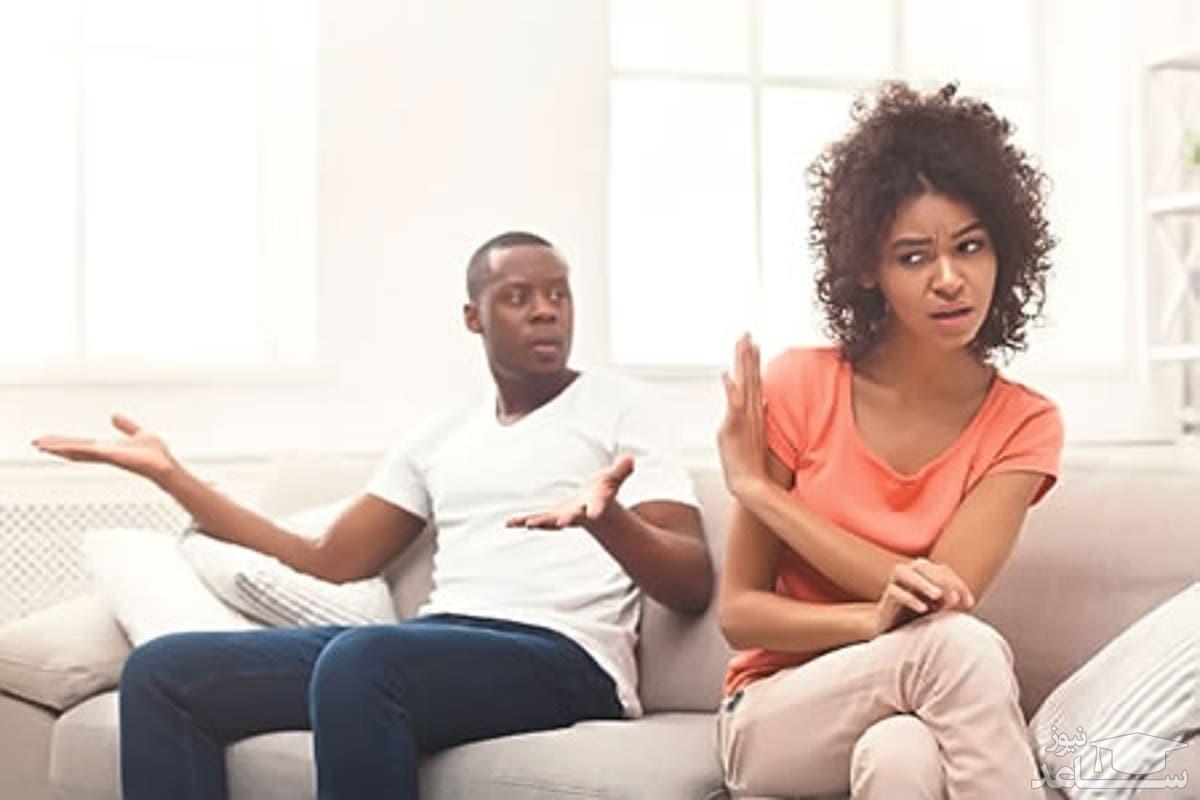دعوای زن و شوهر