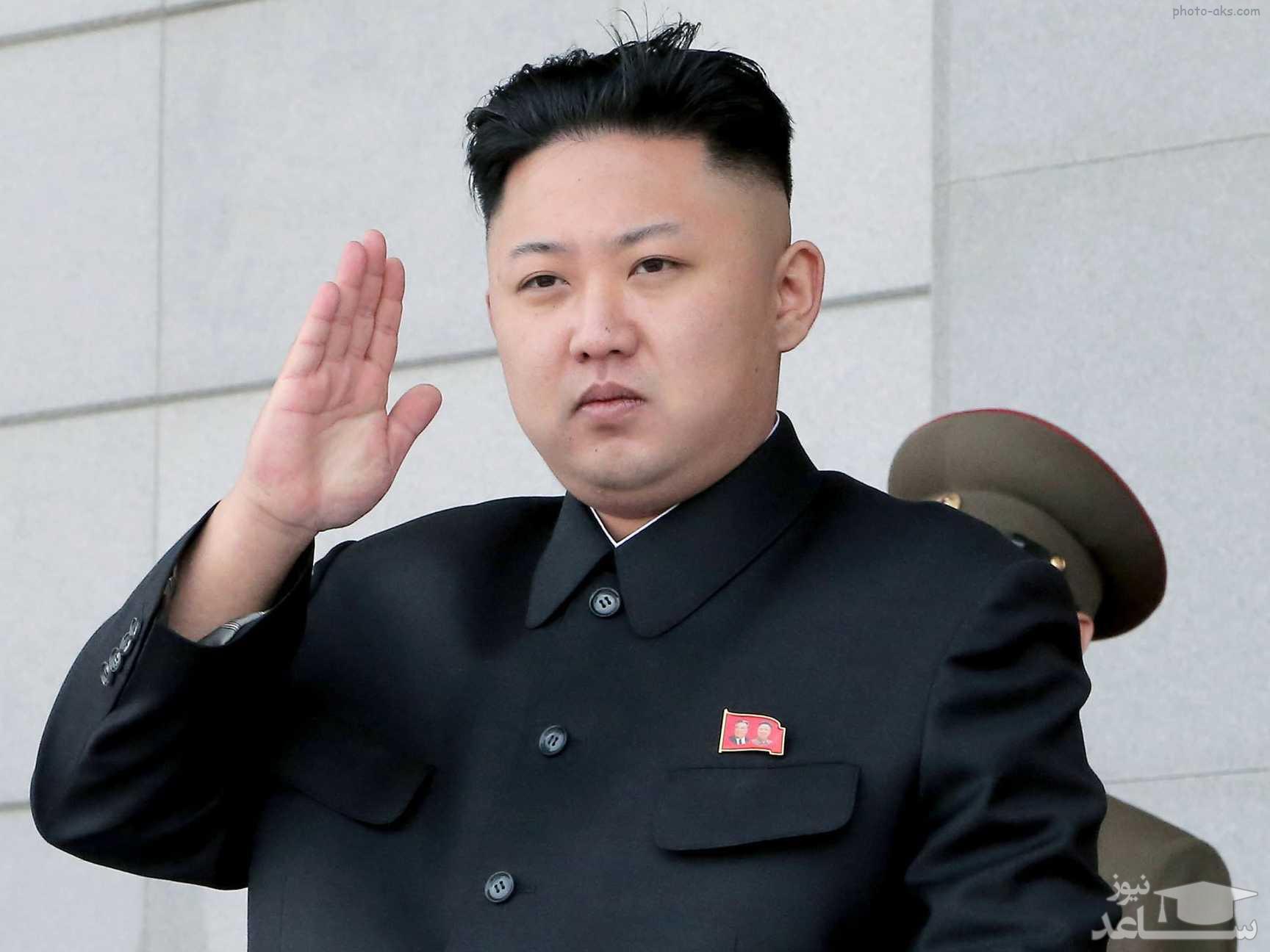 عکس کمتر دیده شده از خانواده رهبر کره شمالی