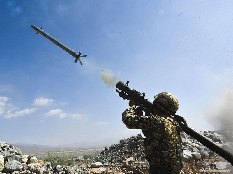 برگزاری یک رزمایش نظامی مشترک در قرقیزستان