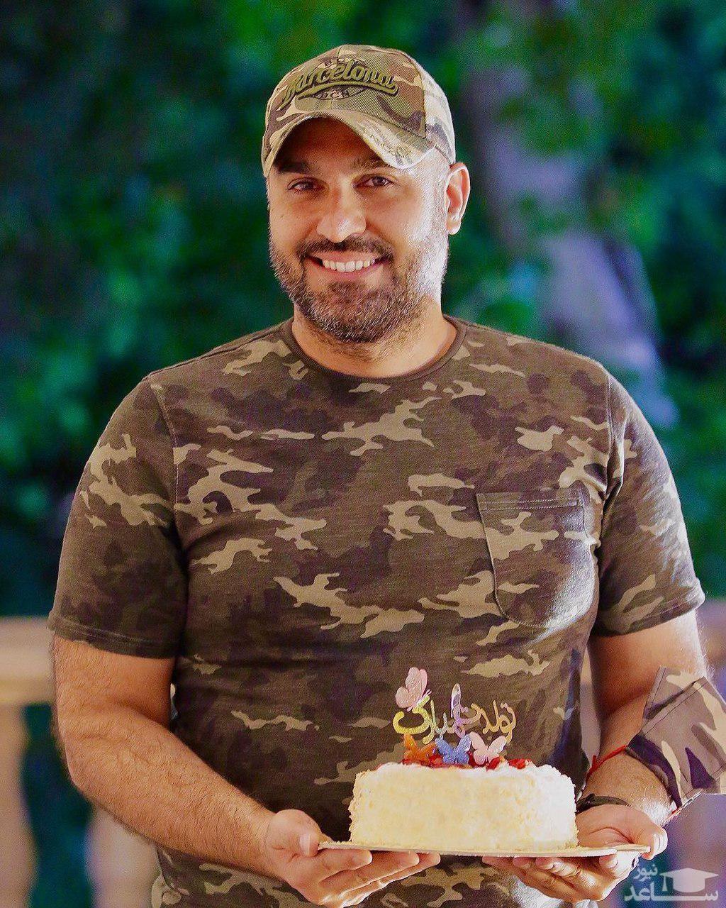 جشن تولد نیما رئیسی