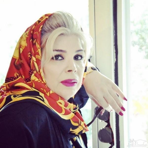 عکس همسر مرحوم حشمت فردوس با دوستانش