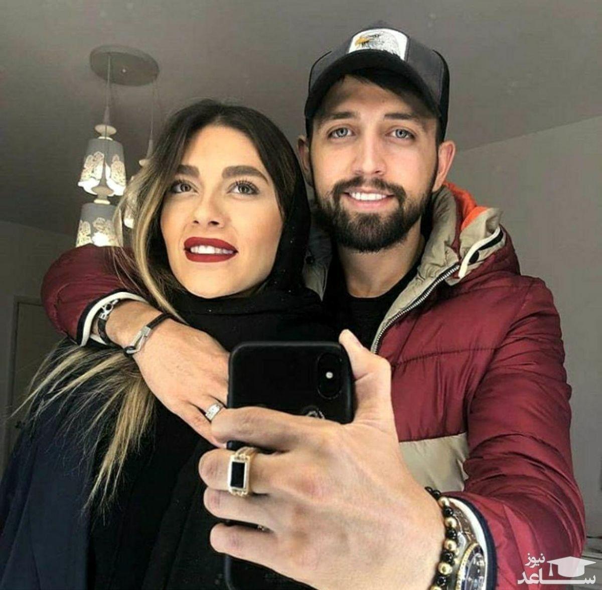 (فیلم) خط و نشان جدید «محسن افشانی» برای همسرش!