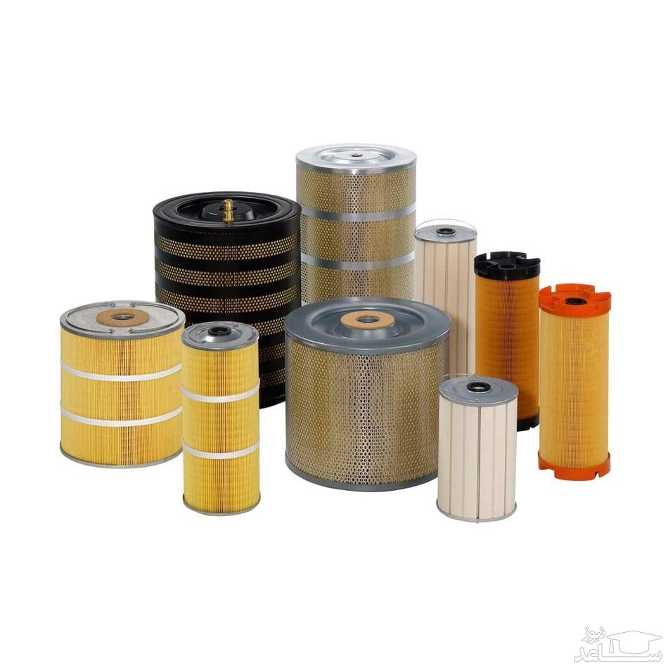 انواع فیلتر هوای خودرو و تفاوت های آن