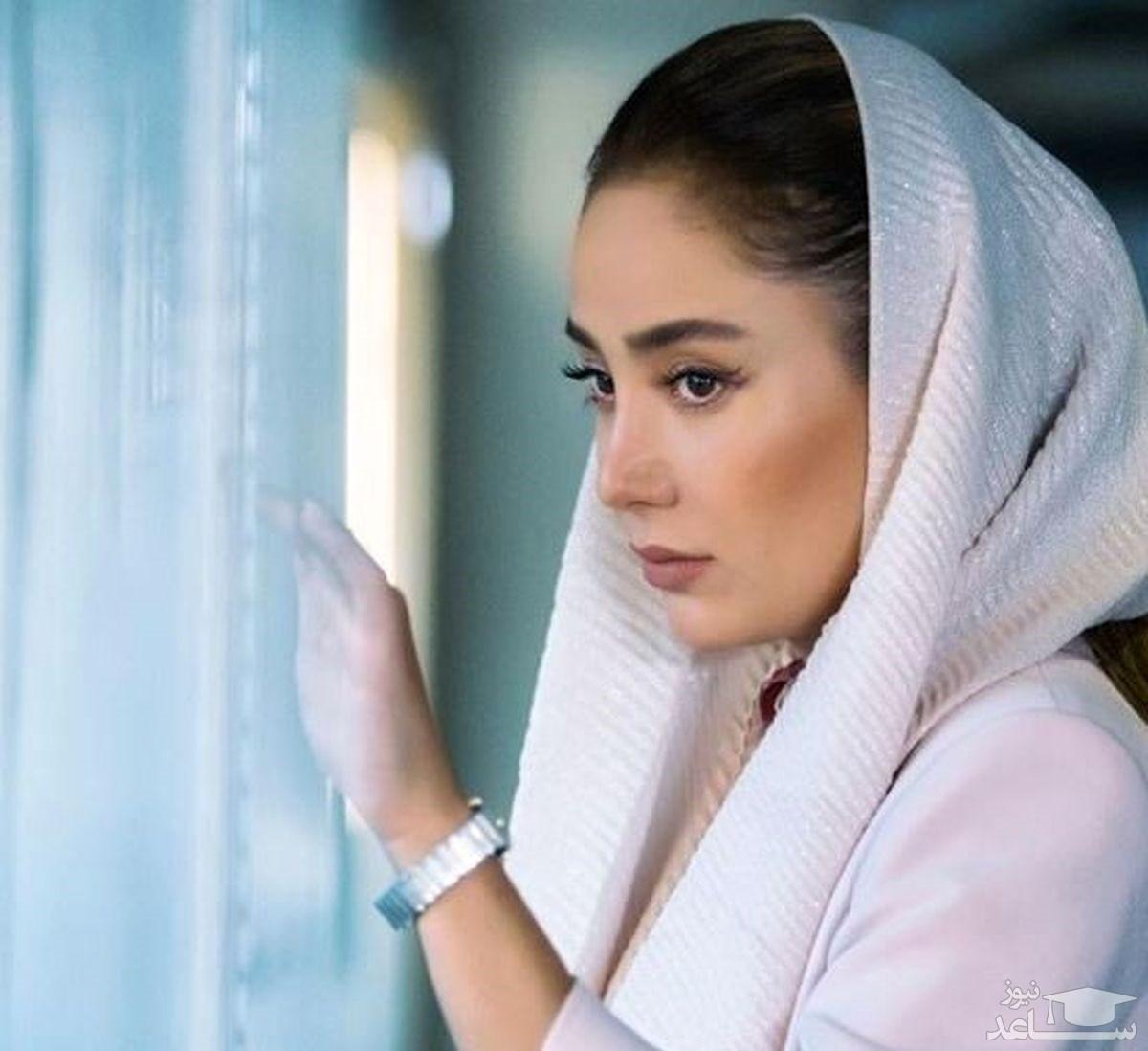 عاشقانه های بهاره افشاری برای ایران