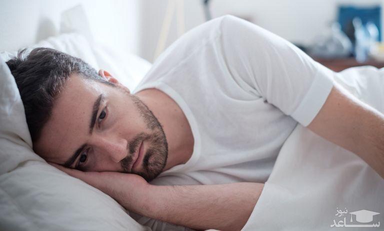 علت بی میلی جنسی و سرد مزاجی مردان