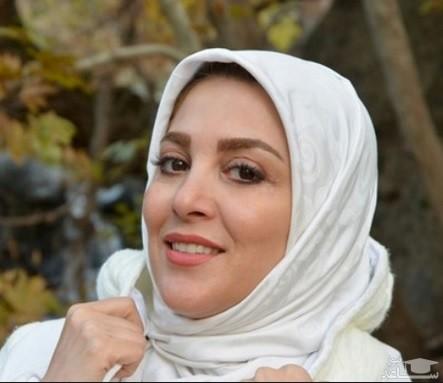 ژیلا صادقی در مراسم عقدش