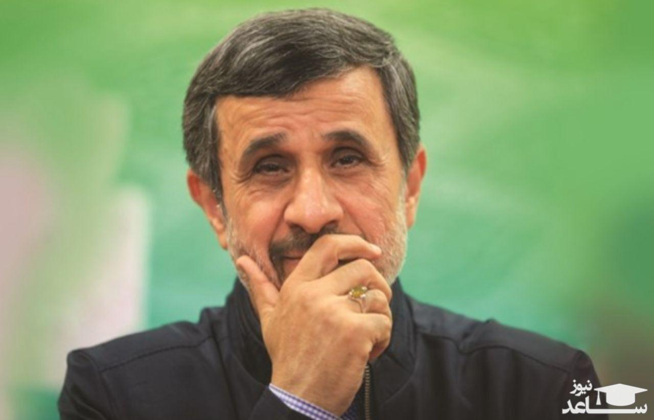 واکنش احمدینژاد به احتمال ردصلاحیتش/ احمدی نژاد قصد دارد اسراری را فاش کند؟