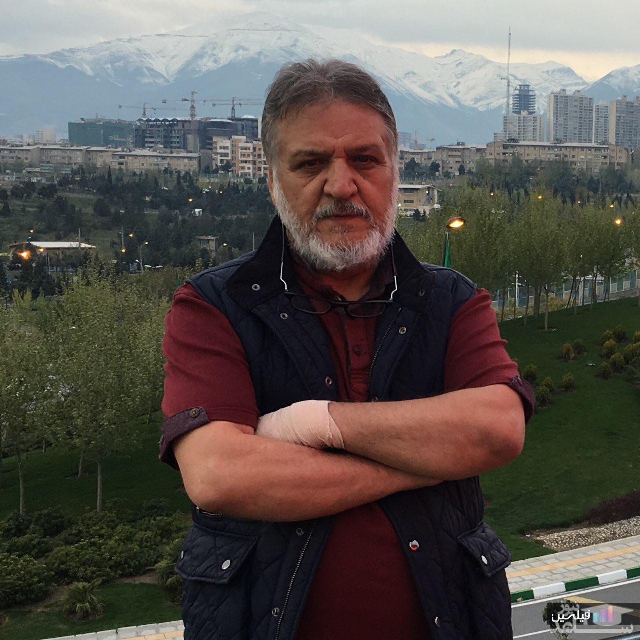 زندگی خصوصی خسرو شهراز و همسرش +عکس های جذاب و دیدنی
