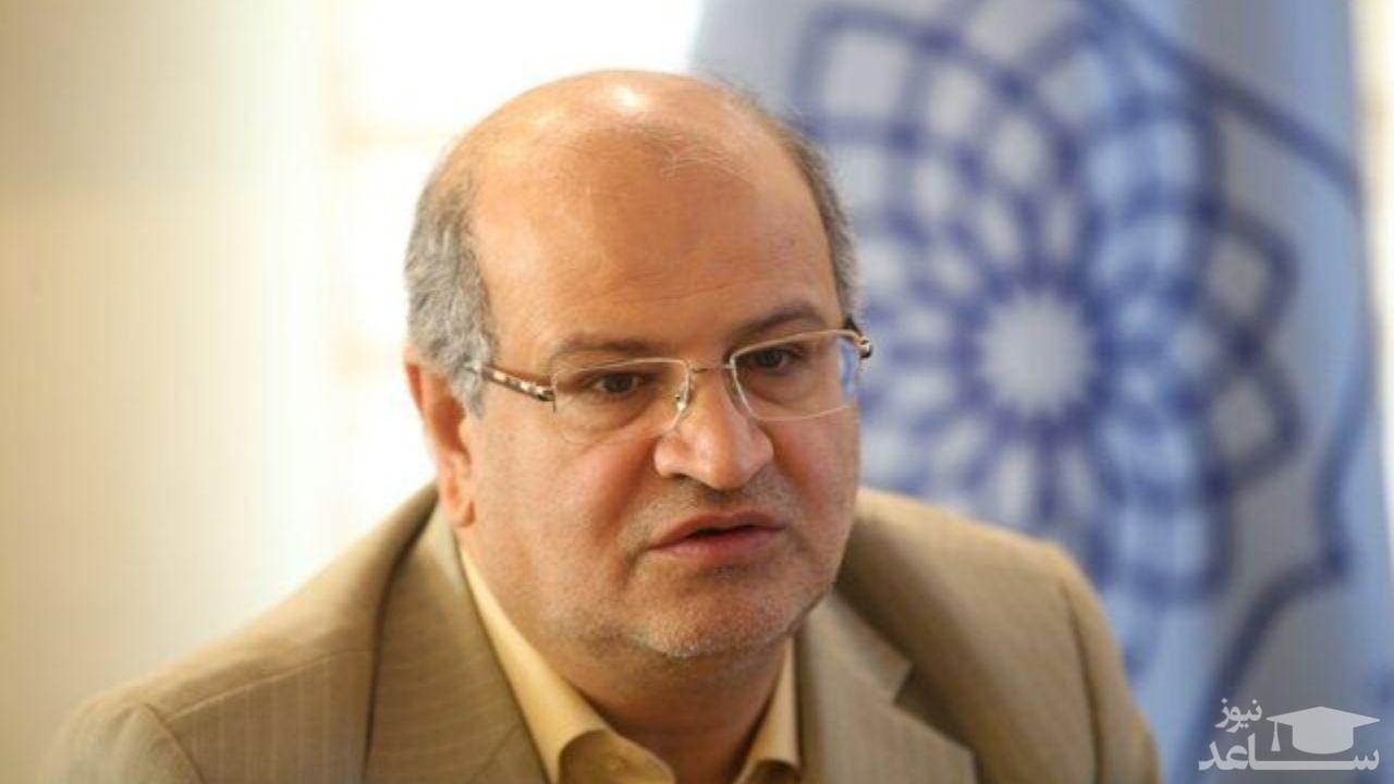 کاهش فوتیهای کرونا در تهران