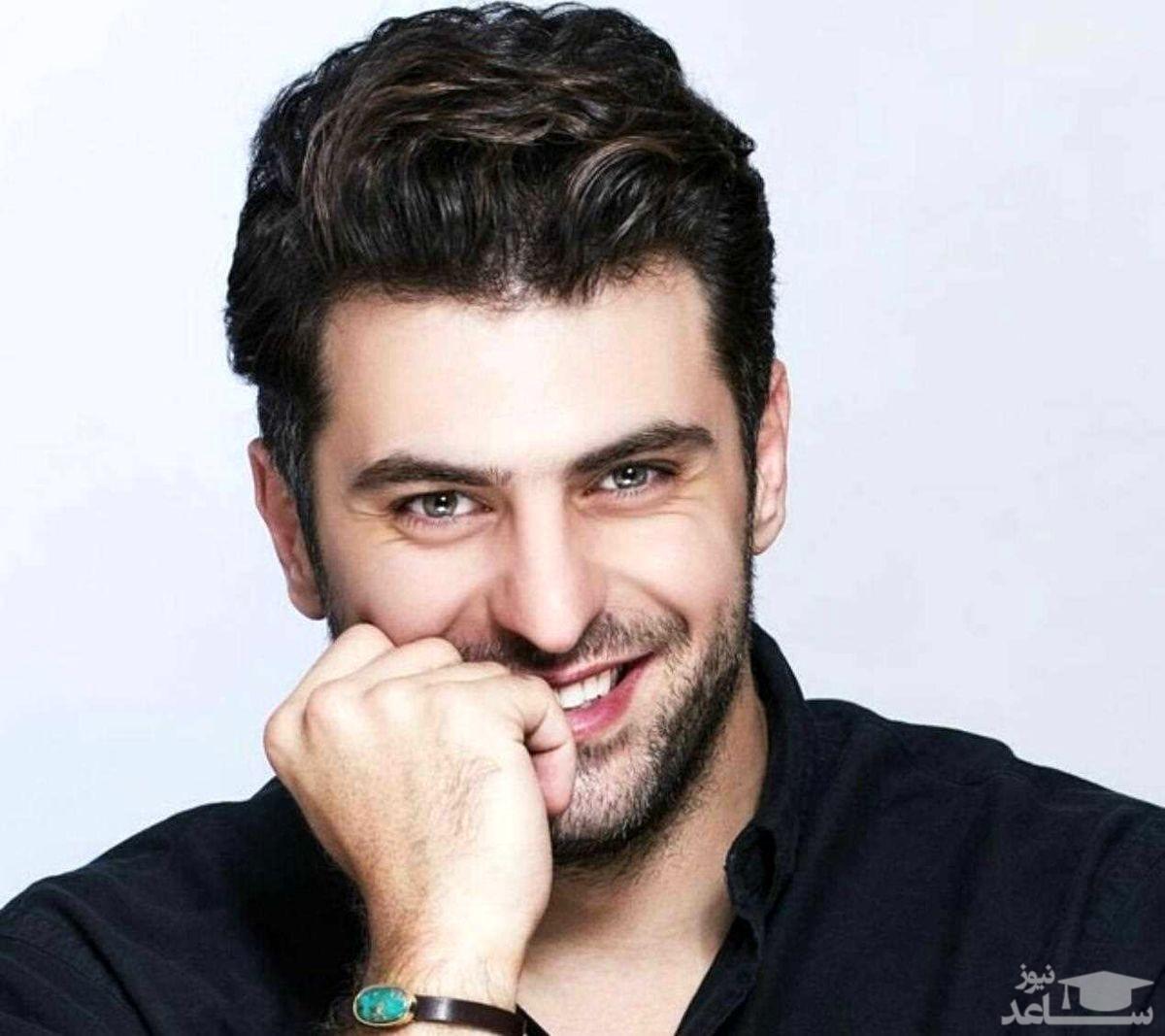 ظاهر جدید علی ضیا