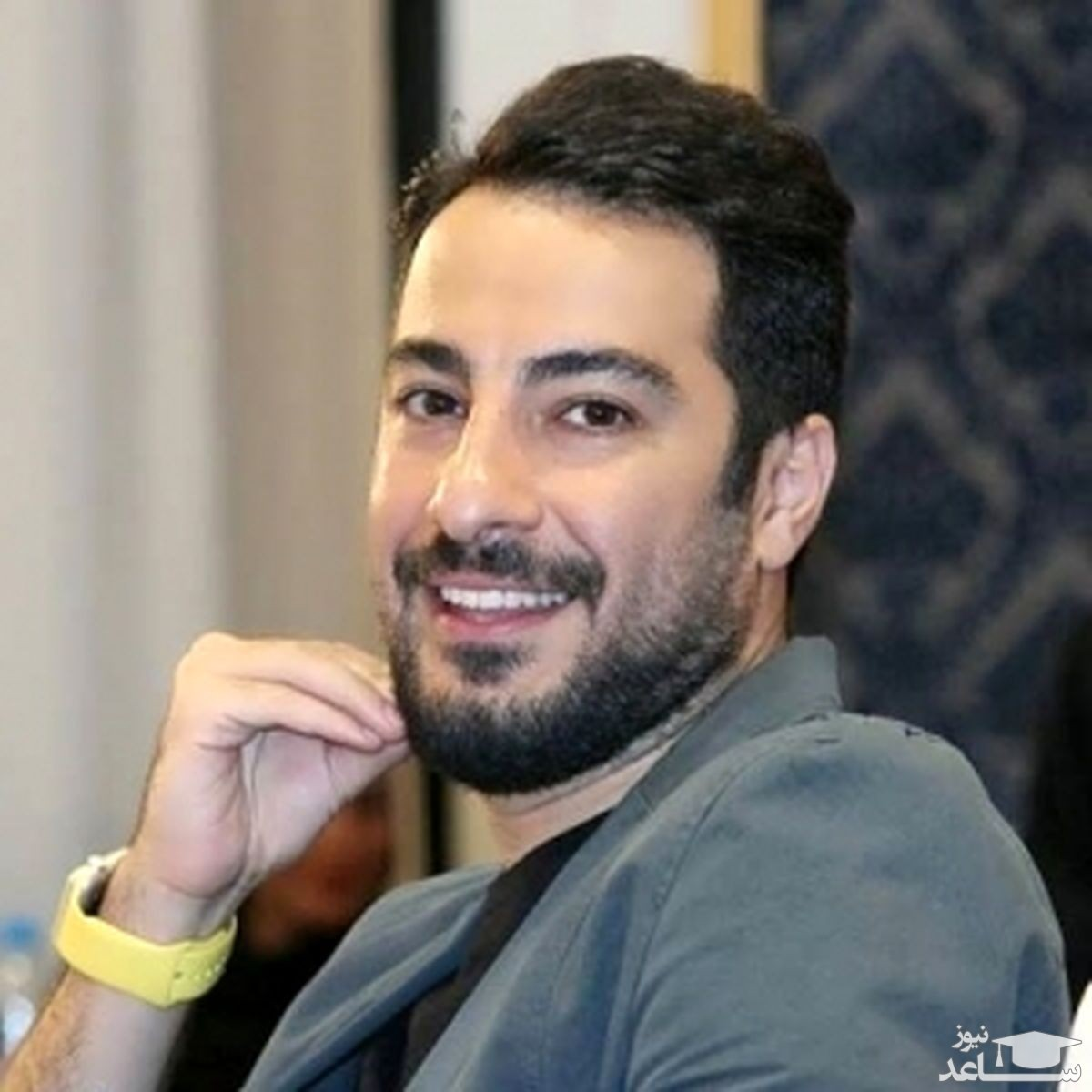 قلب نوید محمدزاده پای پست فرشته حسینی