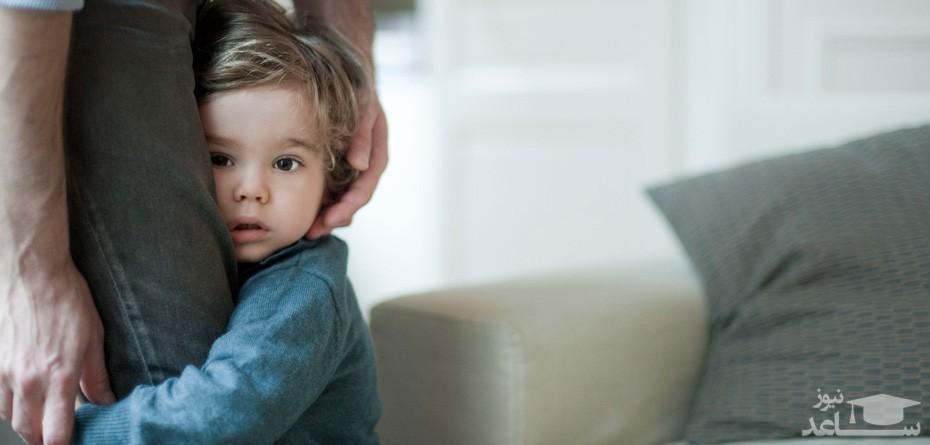درمان اضطراب جدایی در کودکان پیش دبستانی