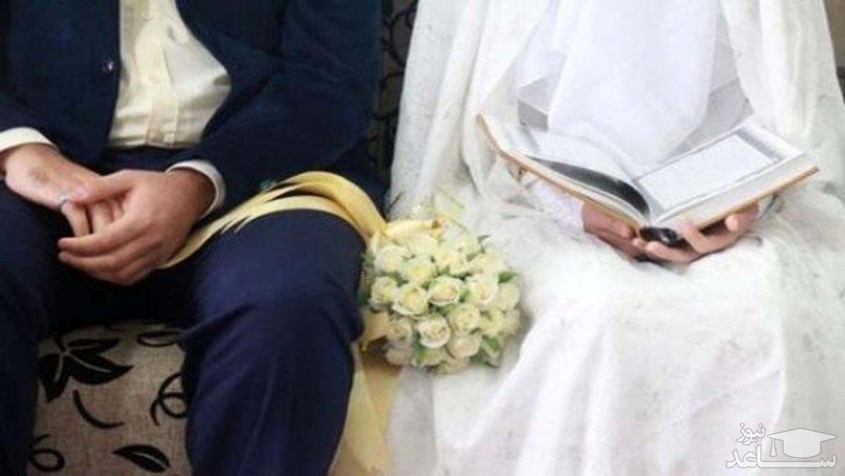 کارت عروسی جنجالی برای 1 داماد و دو عروس!