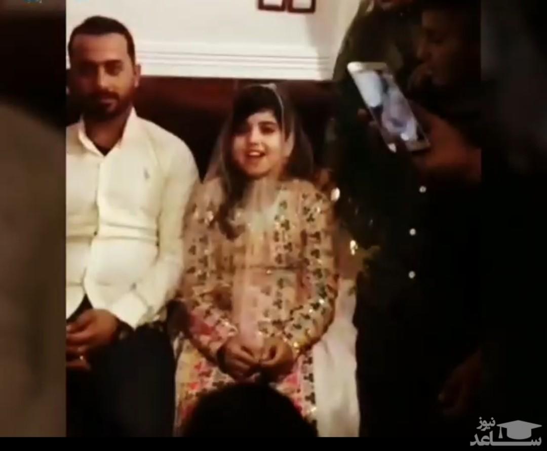 (فیلم) ازدواج دختر 9 ساله با پسر 30 ساله در کهگیلویه و بویراحمد    ساعدنیوز