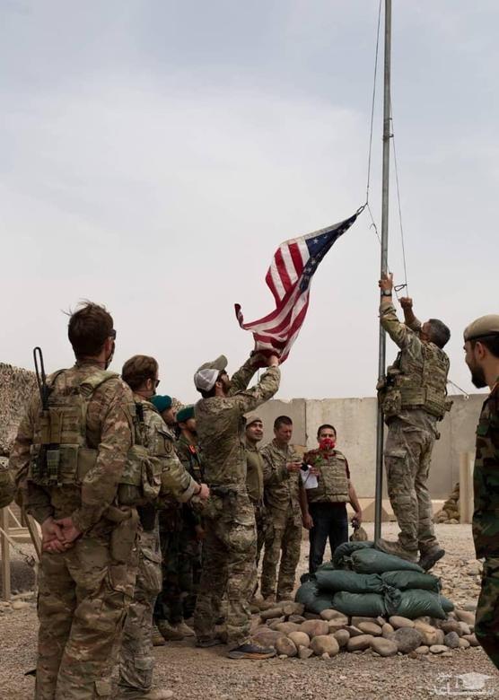 نیروهای امریکایی