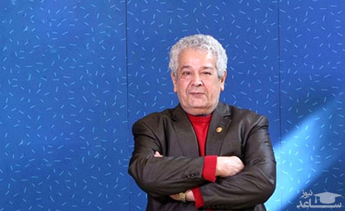 رضا فیاضی، بازیگر مشهور کرونا همه چیز مرا نابود کرد