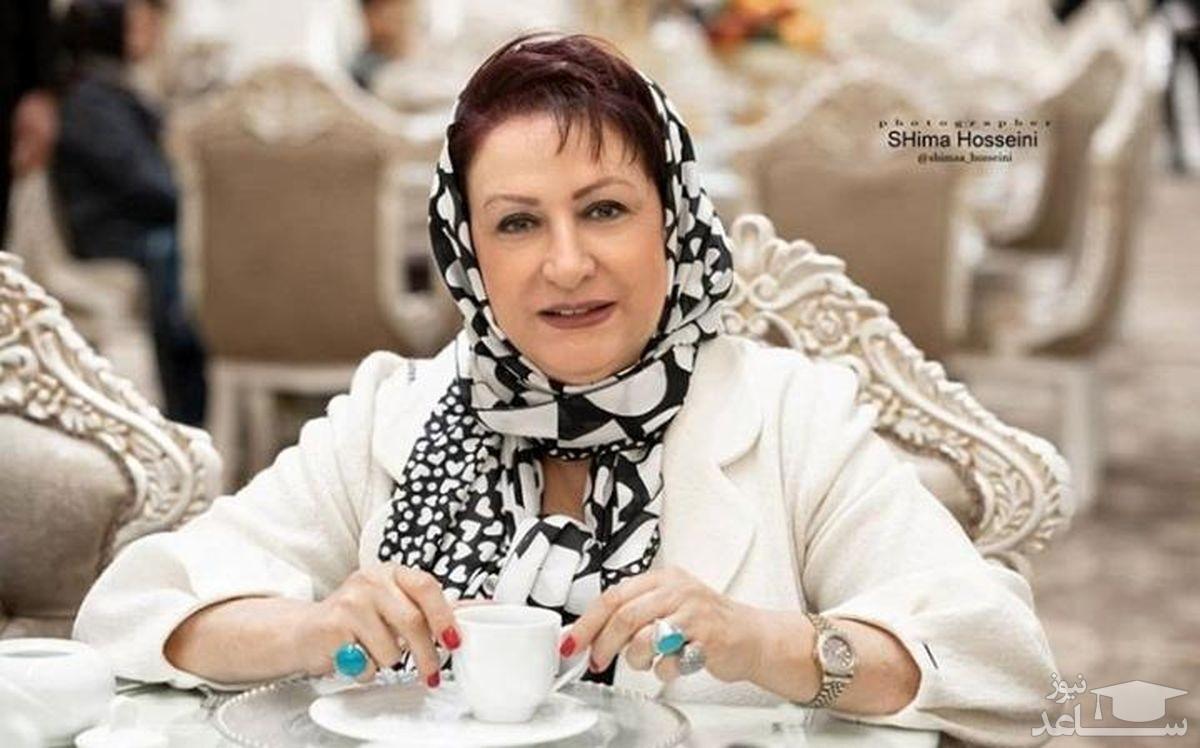 (فیلم) شاید باور نکنید، اما «مریم امیرجلالی» 72 ساله است!