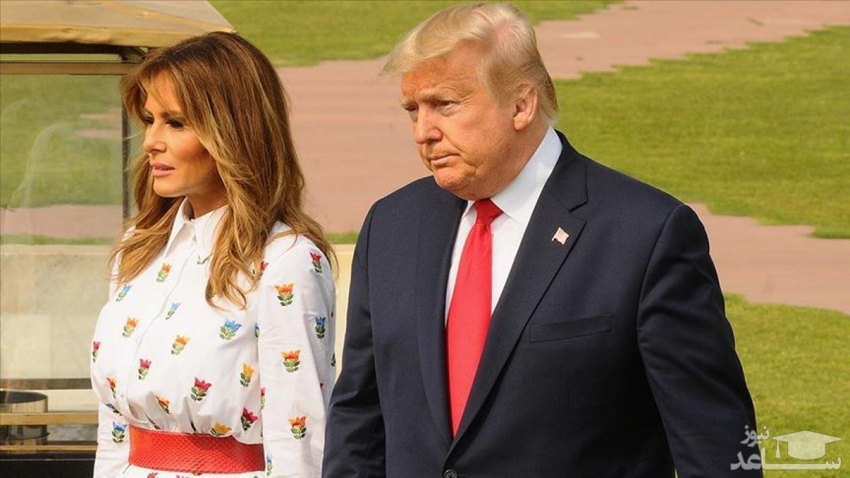 ملانیا؛ راز بزرگ زندگی فعلی دونالد ترامپ!
