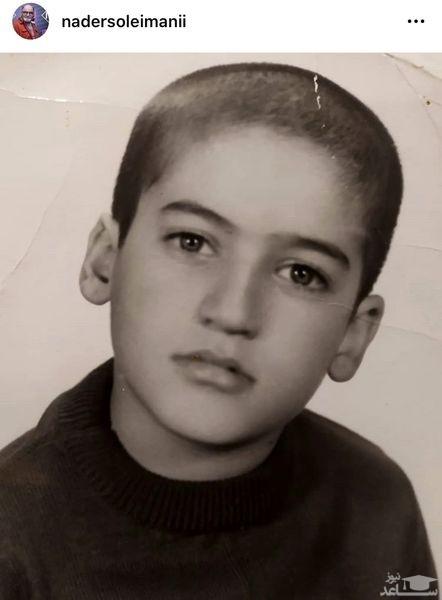 نادر سلیمانی