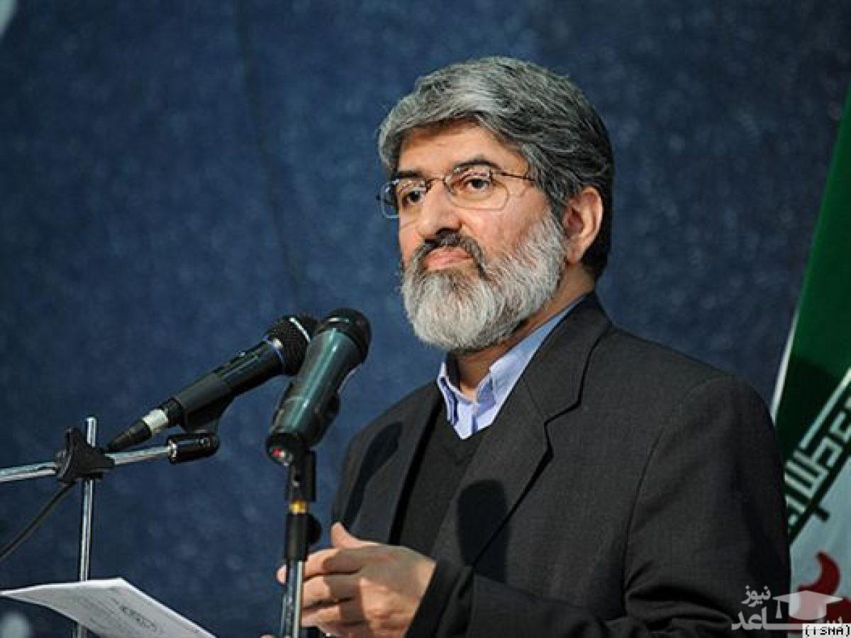 علی مطهری علت کم آبی خوزستان را فاش کرد