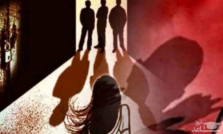 تجاوز به دختر جوان مقابل چشمان دوست پسرش / 3 مرد بی رحم دستگیر شدند