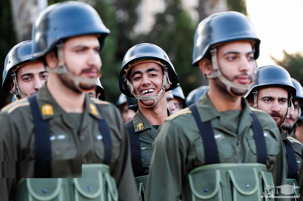 ناجا: پروندهی جریمه ریالی سربازی بسته شد