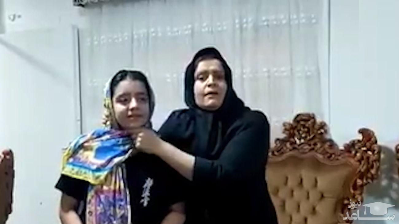 (فیلم) اولین گفتگو با خانواده کارمند شرکت نفت که دختر جوان آبادانی را ضرب و شتم کردند