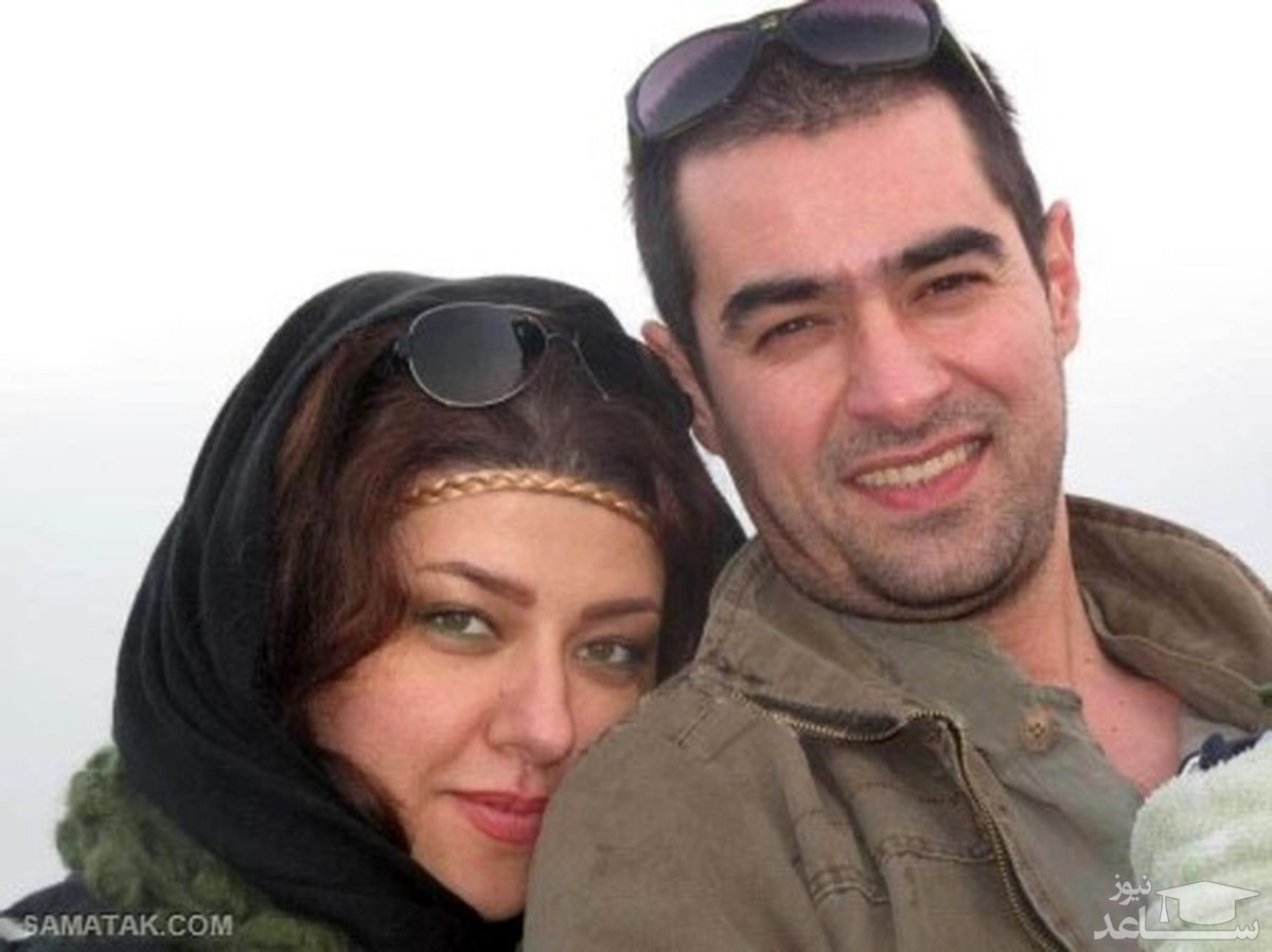 جدیدترین و متفاوت ترین  عکس از همسر شهاب حسینی