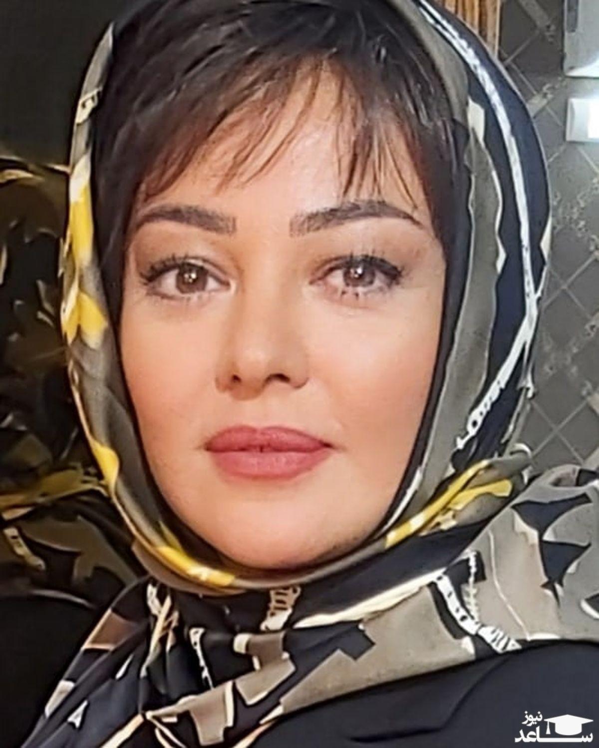 عکس های لو رفته عروسی رزیتا غفاری و همسرش