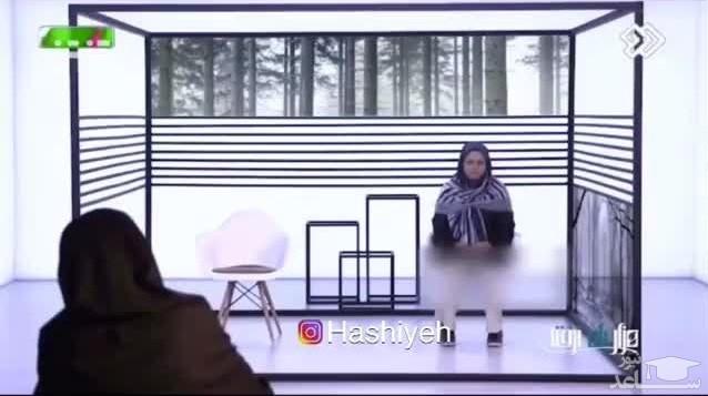 (فیلم) سانسور عجیب در شبکه دو