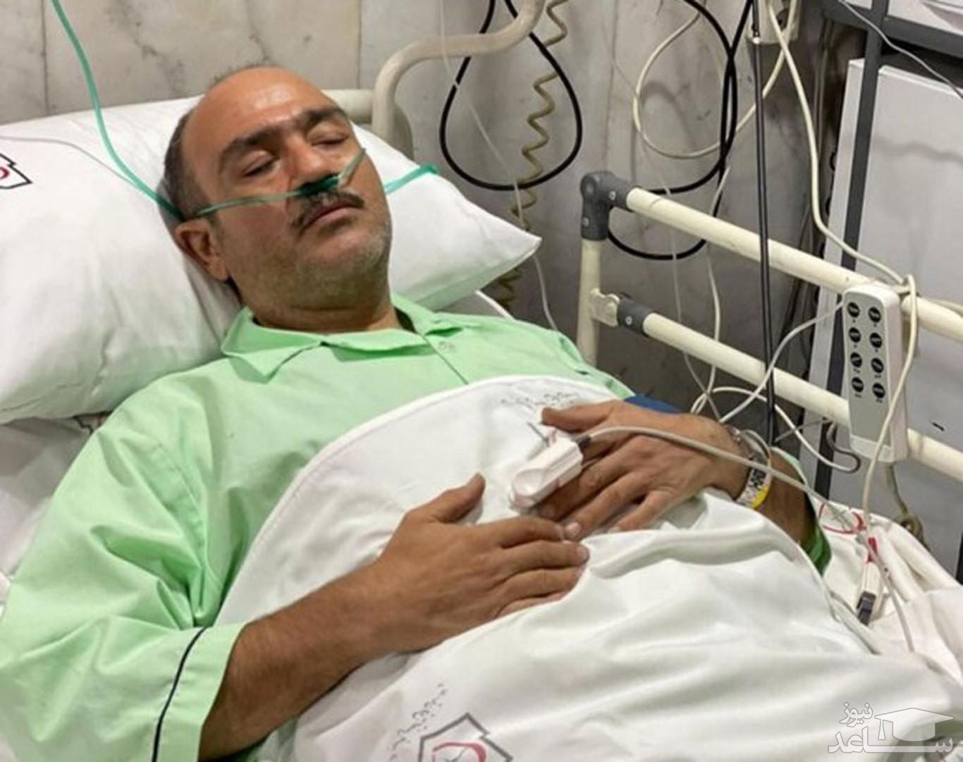 آخرین خبر از وضعیت مهران غفوریان از زبان همسرش