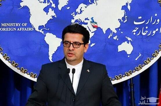 """موسوی: از تهدید اروپا خبر ندارم/ جزئیات """"ابتکار صلح هرمز"""" به زودی اعلام میشود"""