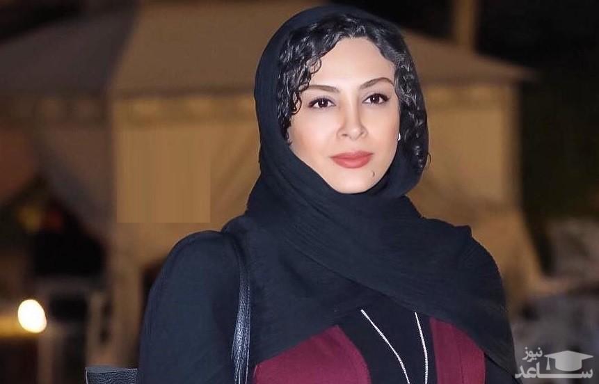 حدیثه تهرانی و همسر موزیسینش
