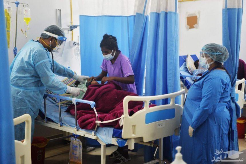 """نگرانی هند از گونه جدید ویروس """"دلتا پلاس"""" کرونا"""