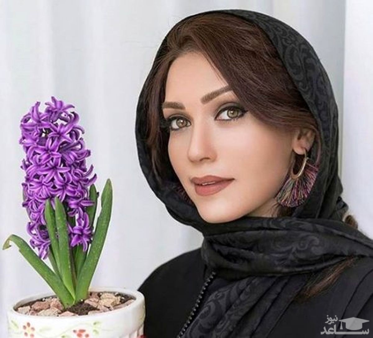 اصفهان گردی شهرزاد کمال زاده در این روزهای کرونایی