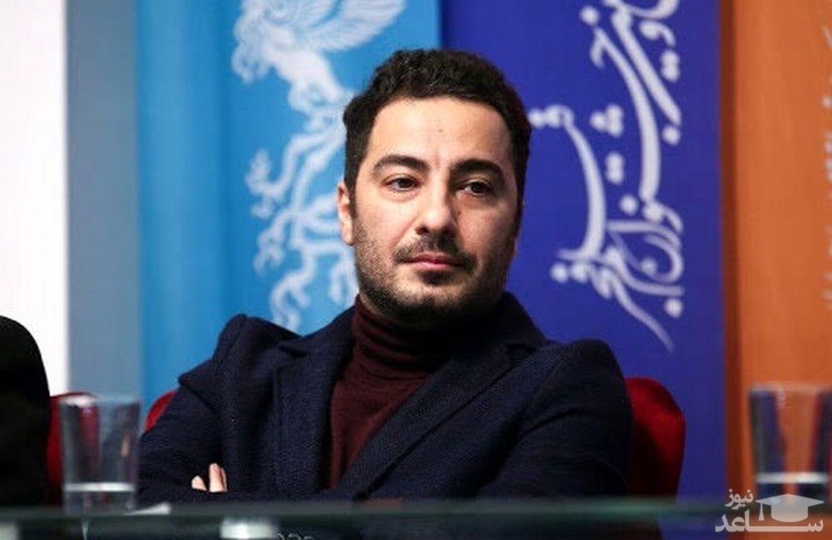 استایل جدید و شیک نوید محمدزاده