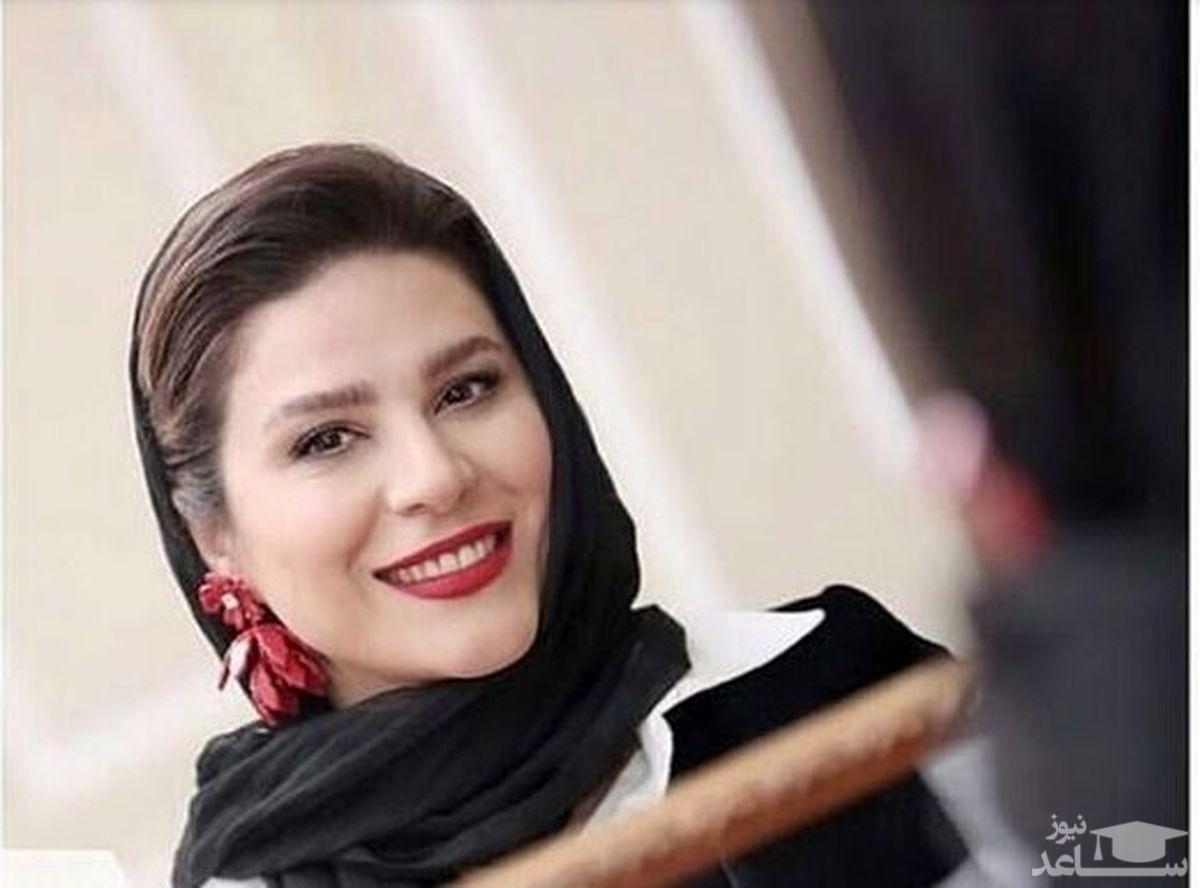 سلفی متفاوت سحر دولتشاهی با ترانه علیدوستی
