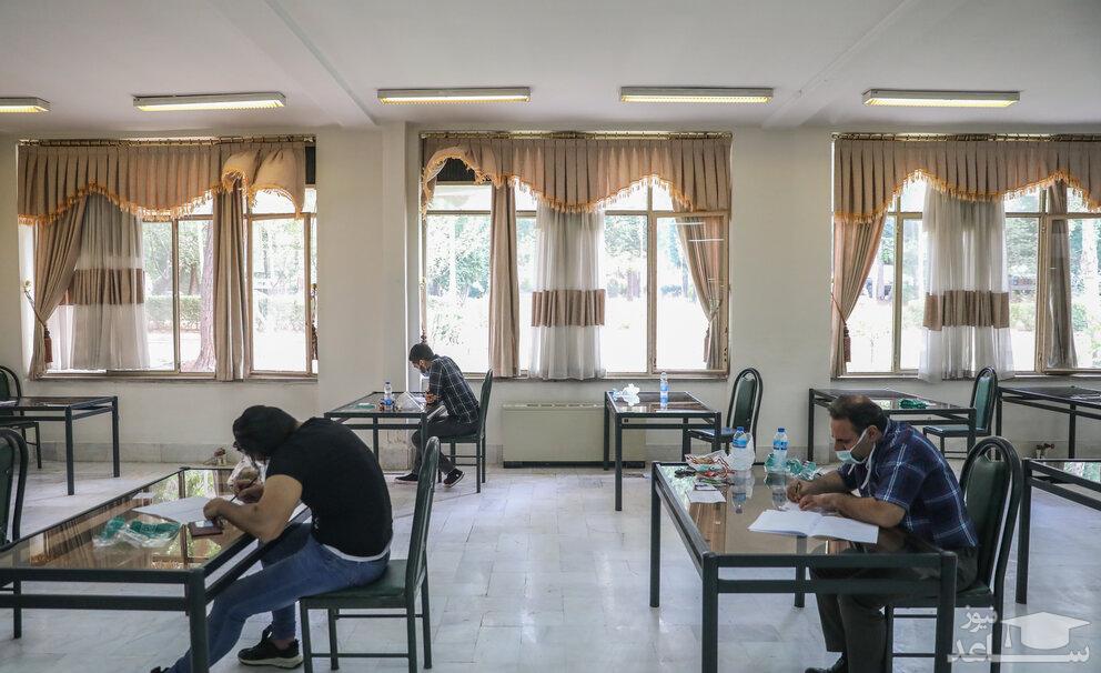آزمون کارشناسی ارشد گروه پزشکی آخر هفته برگزار می شود