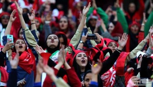 تاریخ حضور  رسمی زنان در استادیوم مشخص شد؛ از 18 مهر