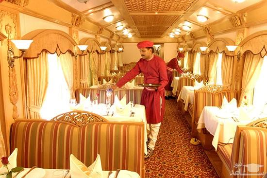 مجللترین و گرانترین قطارهای جهان را بشناسید
