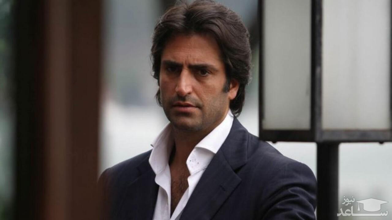 حضور ماهسون قرمزی گل، خواننده مشهور ترک در سریال ایرانی!